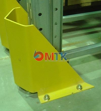 Металлическая защита стоек и колонн