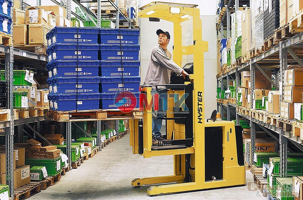 устройство и планировка складов